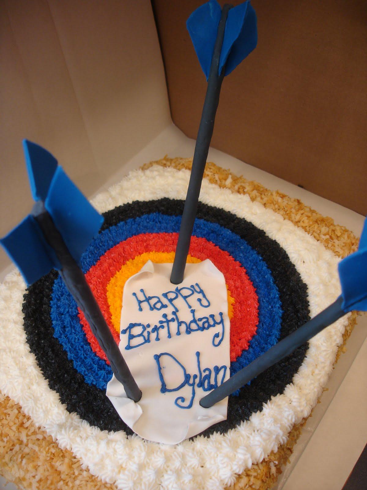 Deb S Cakery Happy Birthday Dylan