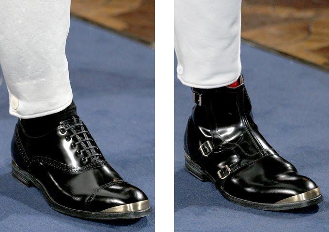 The Shoe Edit Alexander Mcqueen Mens F W 11