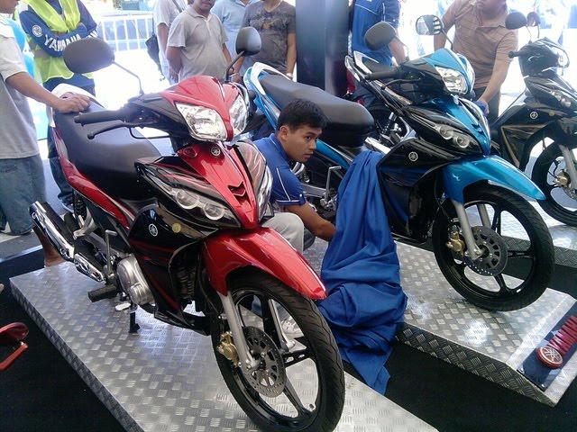 Sport Bike In Future: New Yamaha VEGA Force