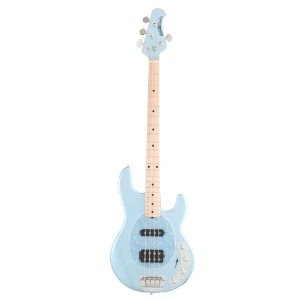 musical instruments ernie ball music man stingray 4 bass ice blue. Black Bedroom Furniture Sets. Home Design Ideas