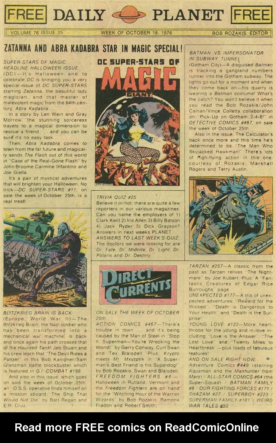 Read online Adventure Comics (1938) comic -  Issue #449 - 22