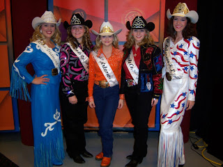 Teen Miss Rodeo Arkansas