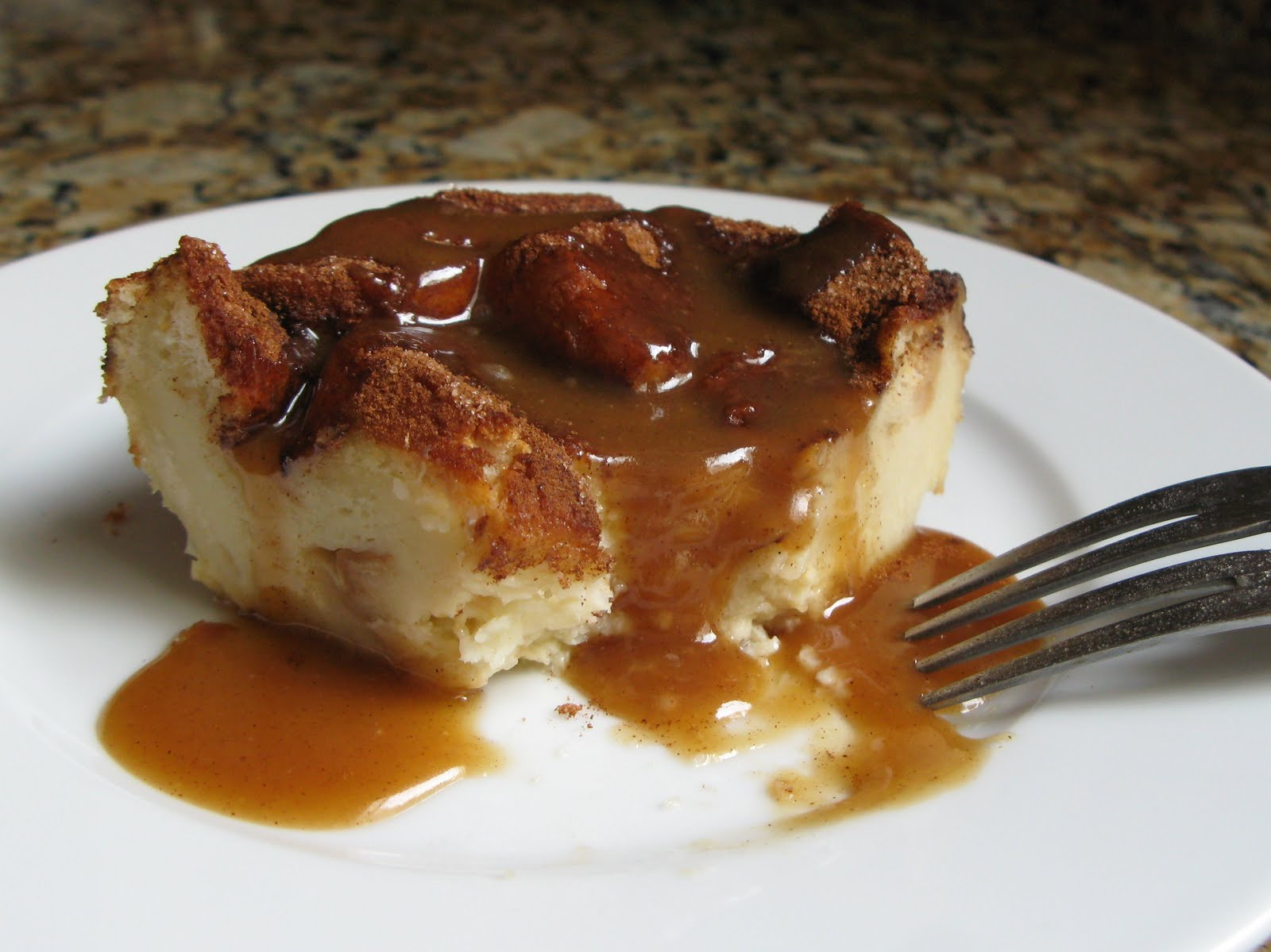 The Bake Off Flunkie New Orleans Style Bread Pudding