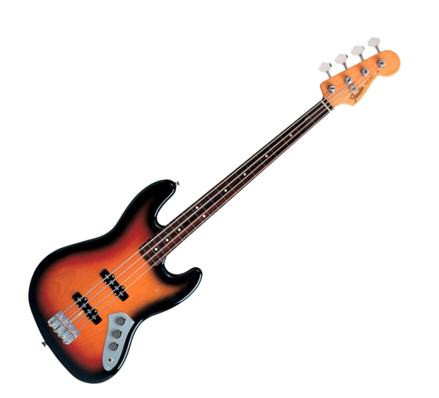 "Bass Review - For Bassist : Fender Jazz Bass® ""Jaco Pastorius"""