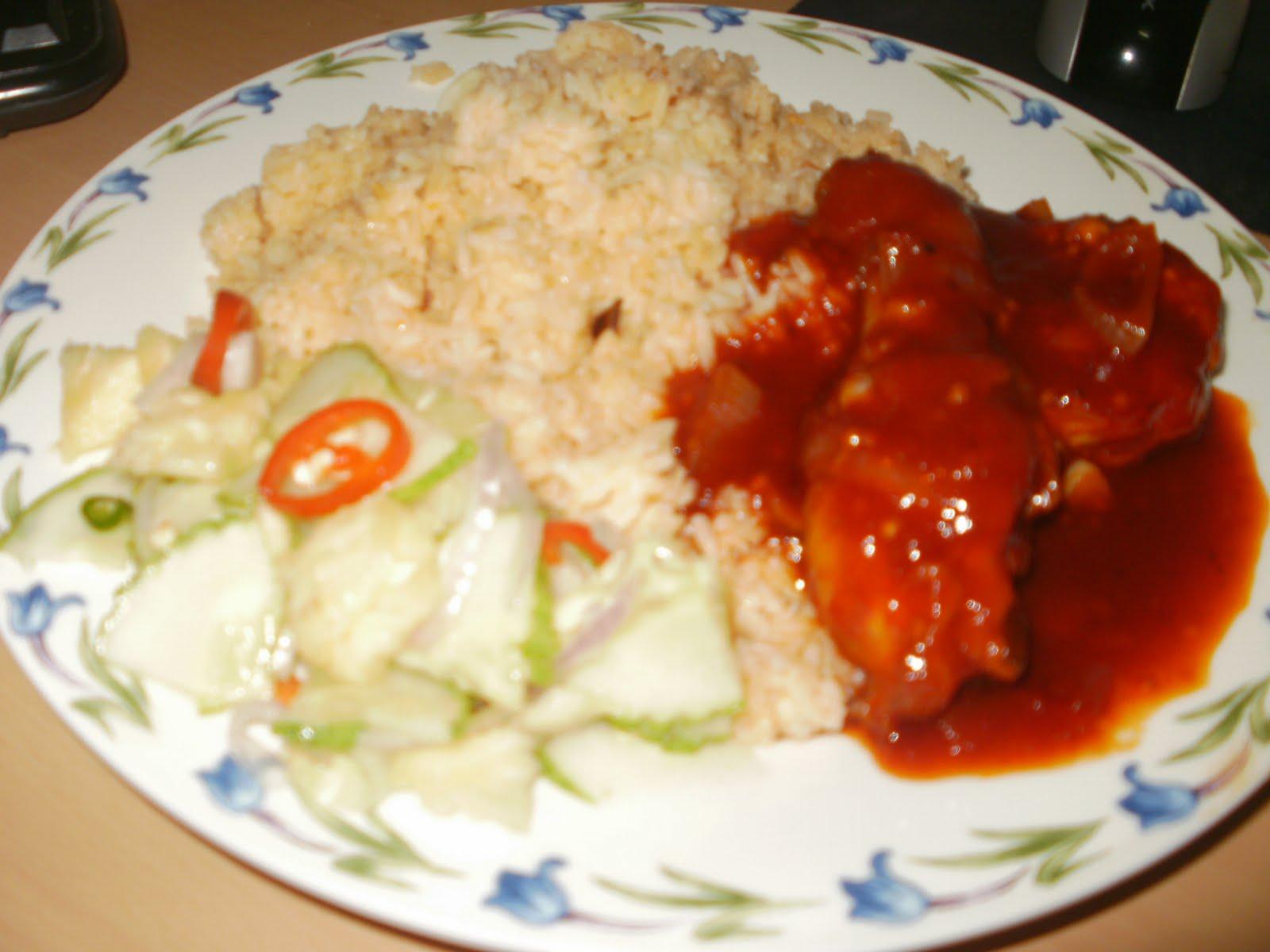 8 Jenis Lauk Nasi Minyak yang Paling Sedap
