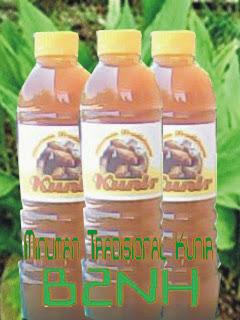 "Kunir B2NH: Minuman Tradisional ""Kunir B2NH"""