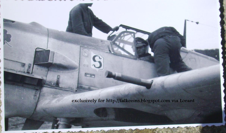 FalkeEins - the Luftwaffe blog: Aces of JG 26 - Schöpfel, Mietusch