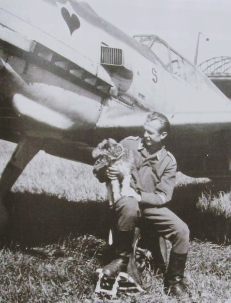 FalkeEins - the Luftwaffe blog: Aces of JG 26 - Schöpfel