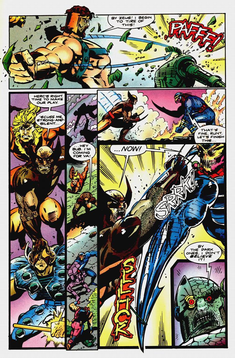 Read online Battletide comic -  Issue #3 - 19
