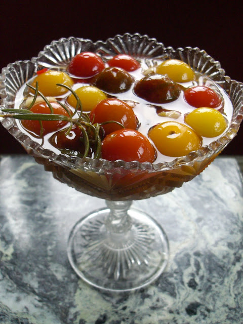 syltade tomater