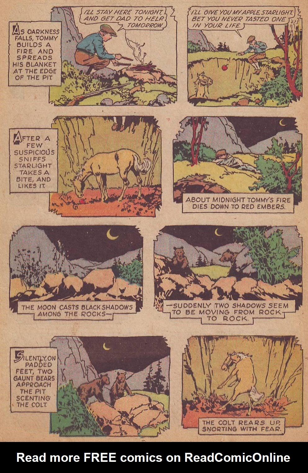 Read online Animal Comics comic -  Issue #8 - 28