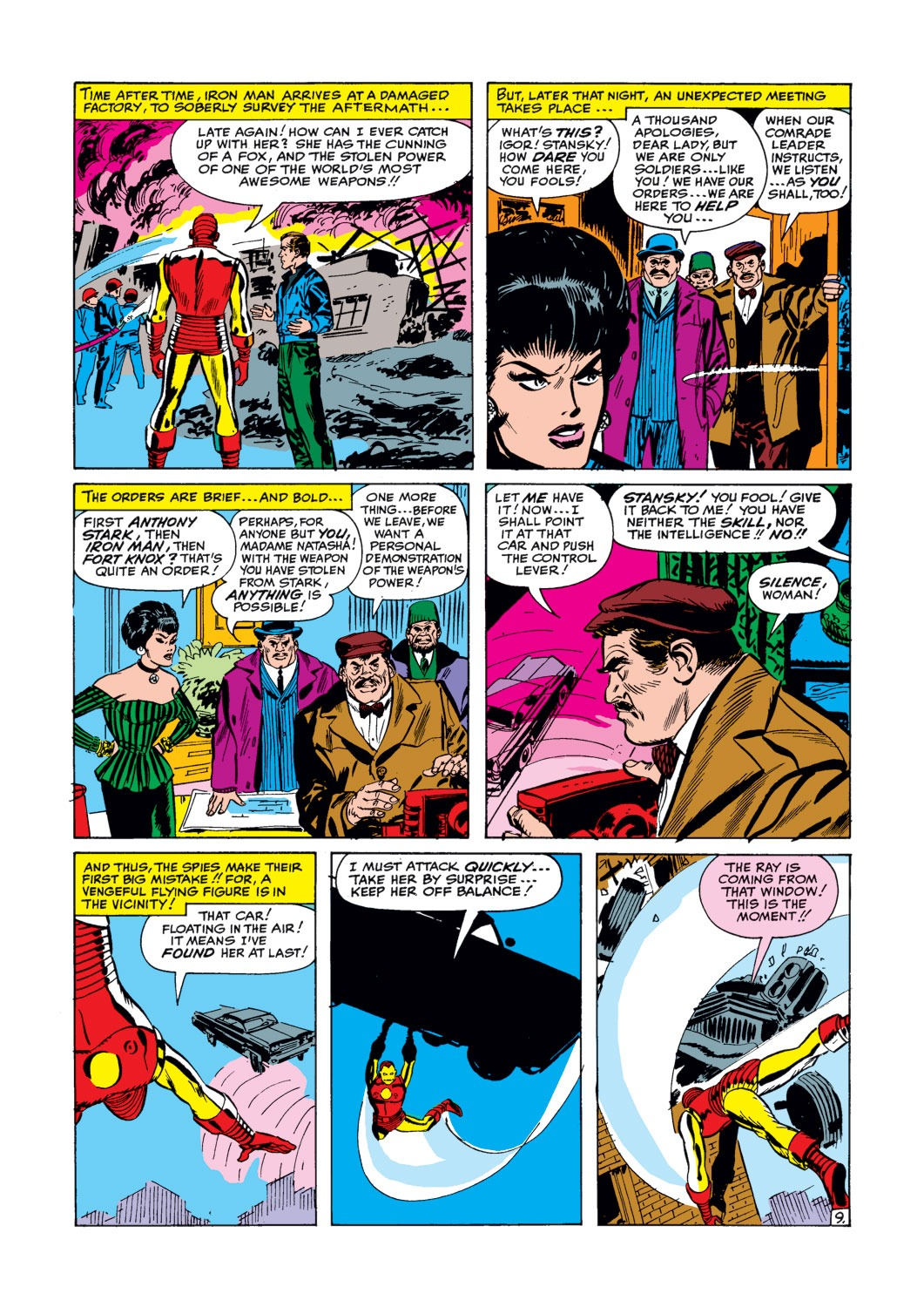 Tales of Suspense (1959) issue 53 - Page 10