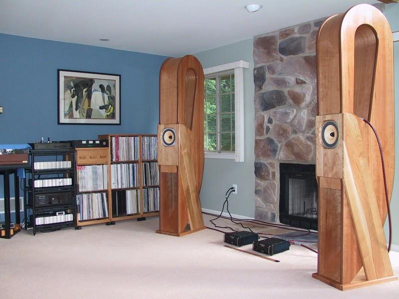 Hornloaded Audio Blog Hedlund Horn