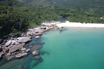 parnaioca brasil angra dos reis ilha grande rj praia paradisiaca paraiso