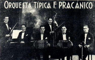 Francisco Pracanico en 1935