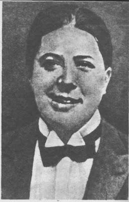 Carlos Gardel en 1916
