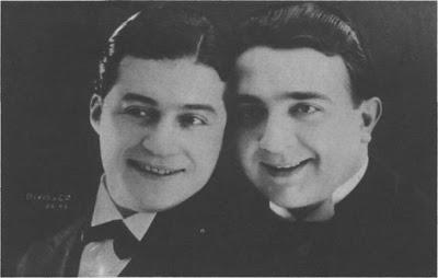 Agustin Magaldi y Pedro Noda