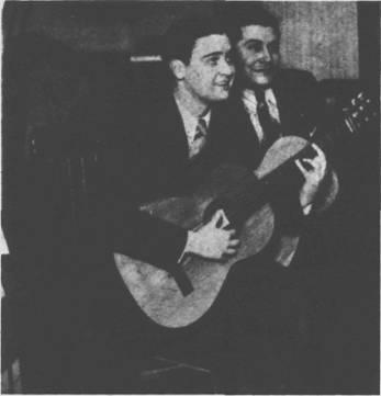 Roberto Grela y Rodriguez en 1923