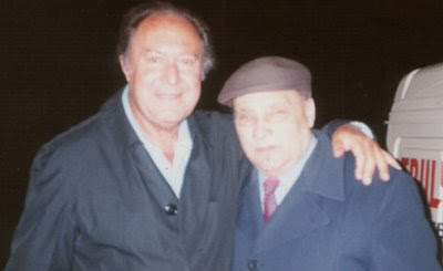 Pierre Rampal y Domingo Rulio en 1994