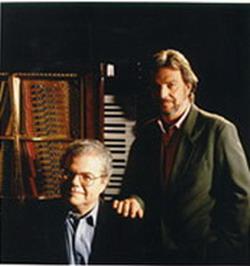 Pablo Ziegler y Emanuel Ax en 1996