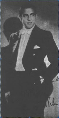 José Tinelli en 1934