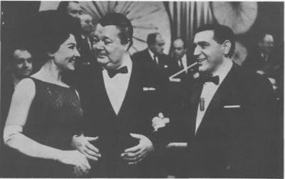 Nelly Vázquez, Anibal Troilo y Tito Reyes