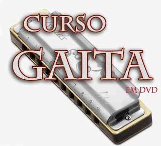 Imagem Super Curso de Gaita