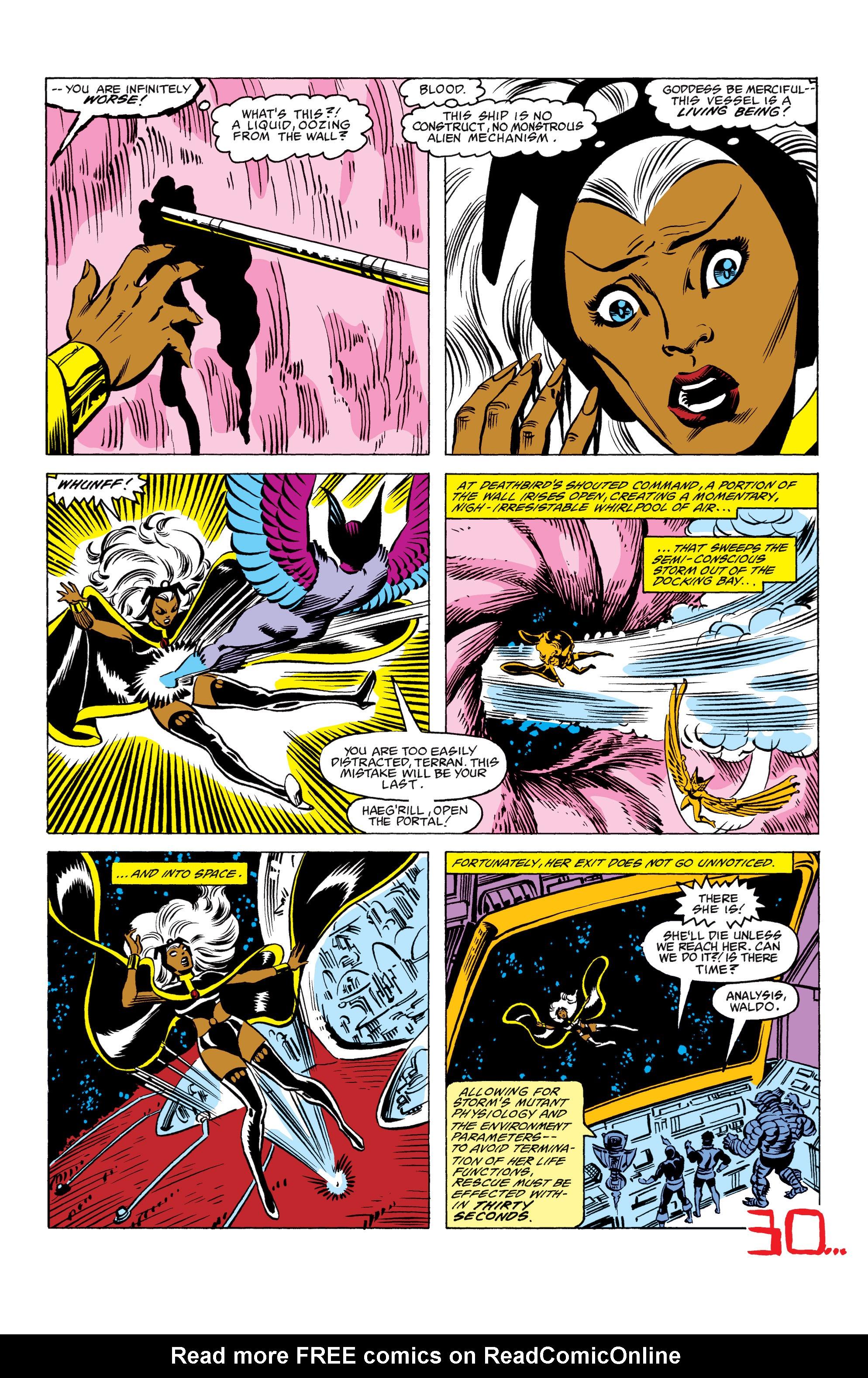 Read online Uncanny X-Men (1963) comic -  Issue #156 - 20