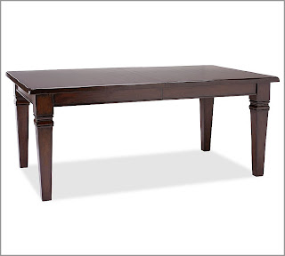 Dining Table Pottery Barn Dining Table Montego