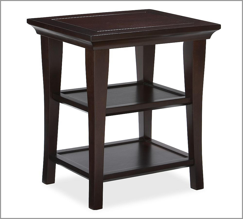 Pottery Barn Metropolitan Side Table Copycatchic