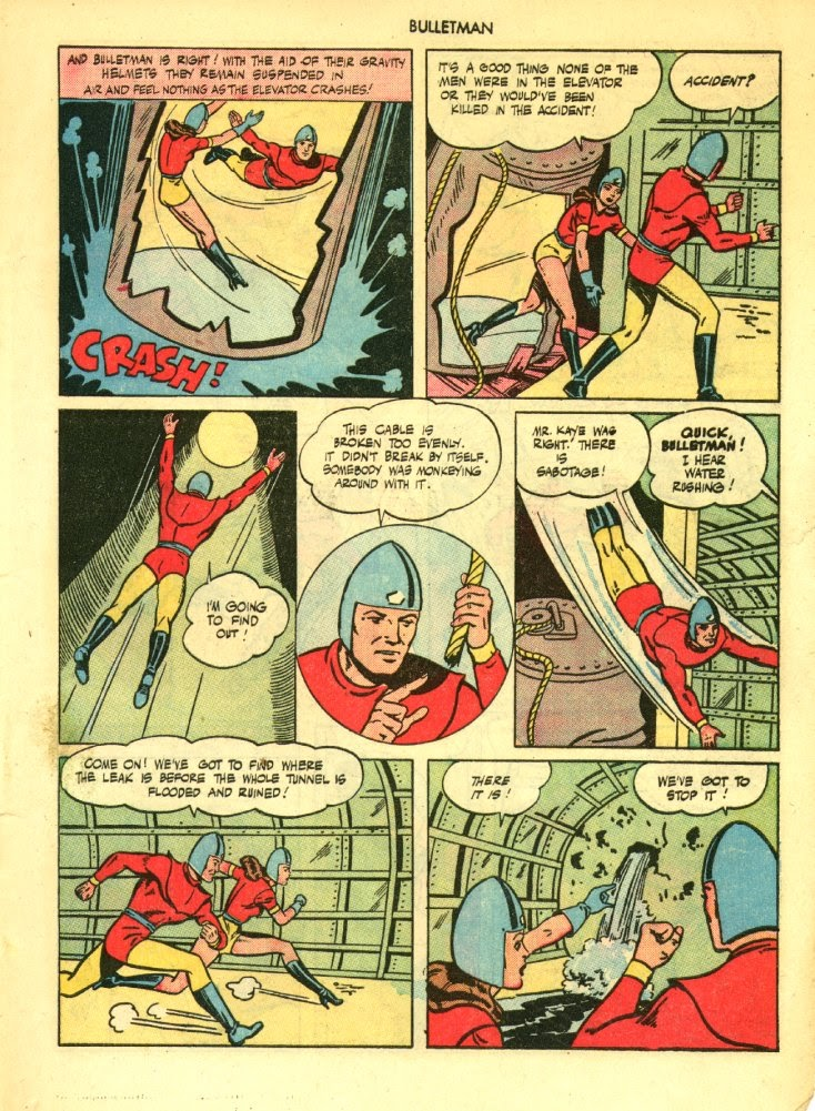 Bulletman issue 16 - Page 6
