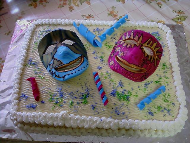 farsangi torta képek Vica a paradicsomban: Farsangi torta farsangi torta képek