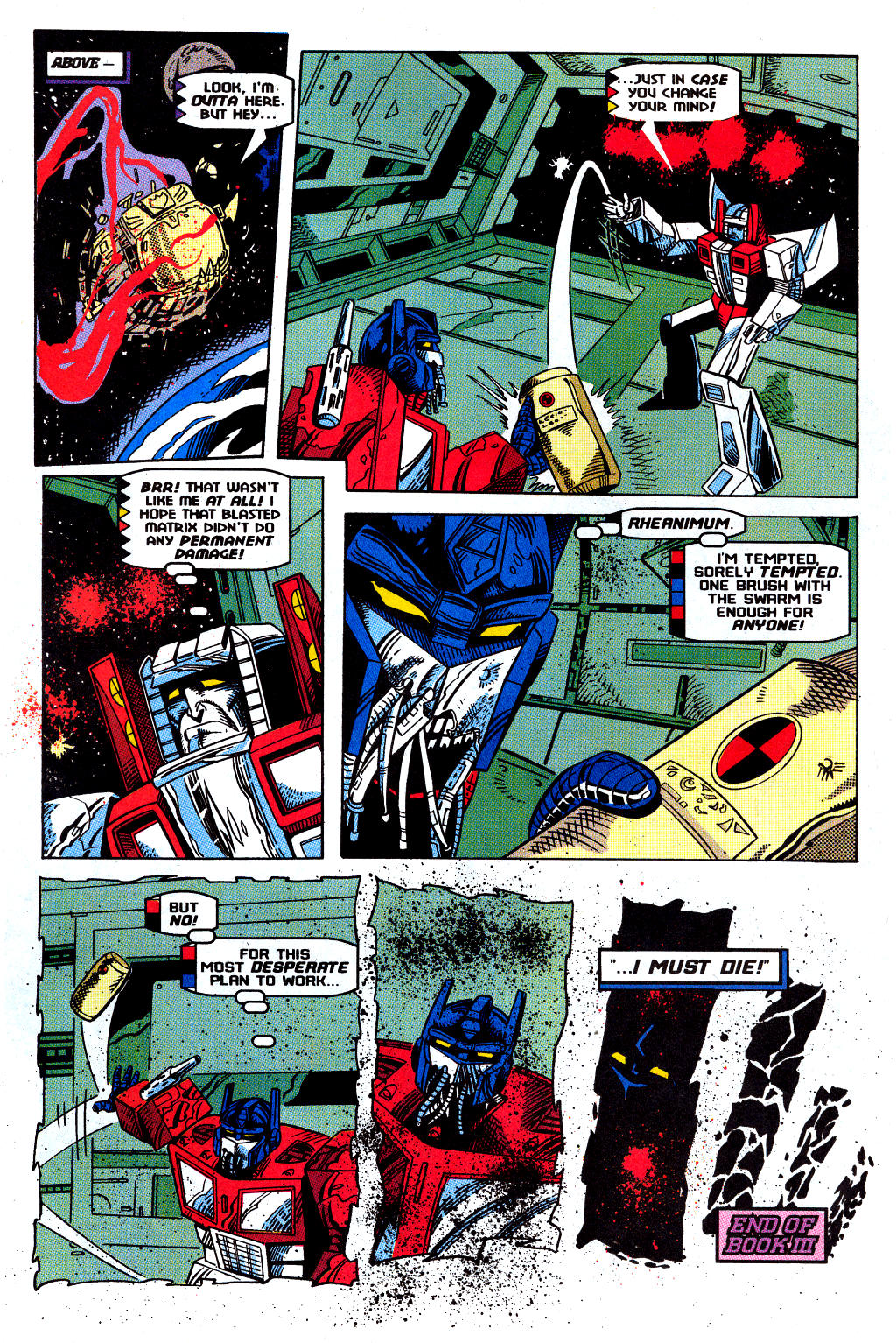 Read online Transformers: Generation 2 comic -  Issue #12 - 30