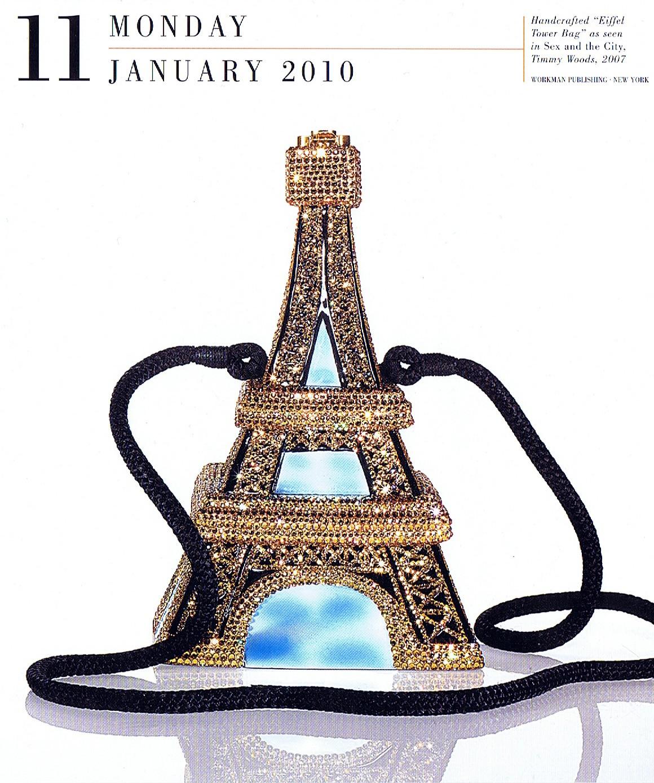 Handbag Wednesday Timmy Woods Eiffel Tower Bag