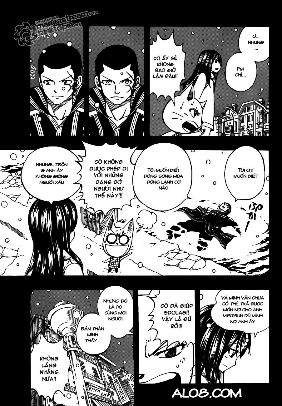Fairy Tail chap 207 trang 6