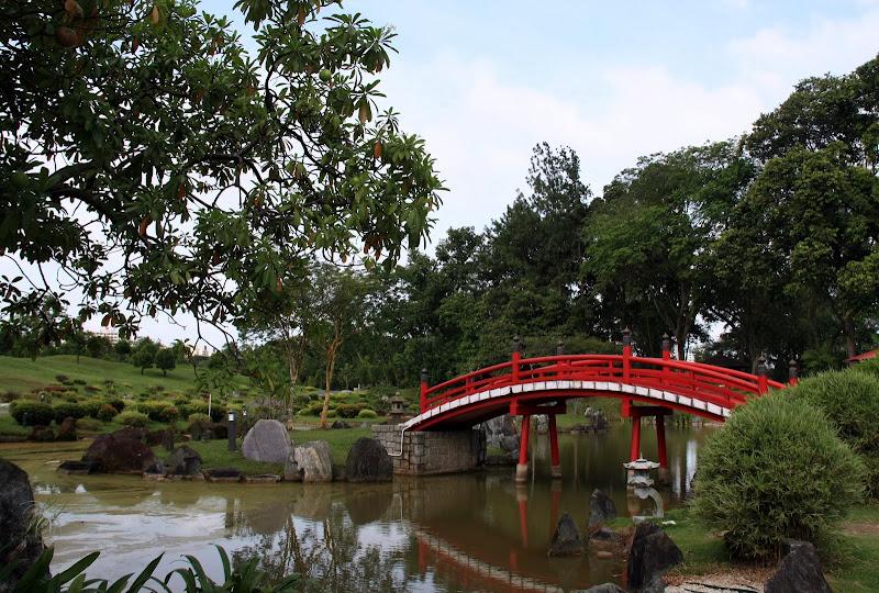 Landscape Photography: Japanese Garden, Singapore