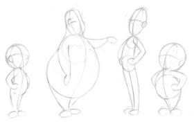 Draw Cartoons Draw Cartoon People