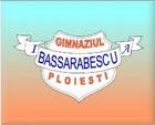 """Gimnaziul """"I.A.Bassarabescu""""sigla scolii"""