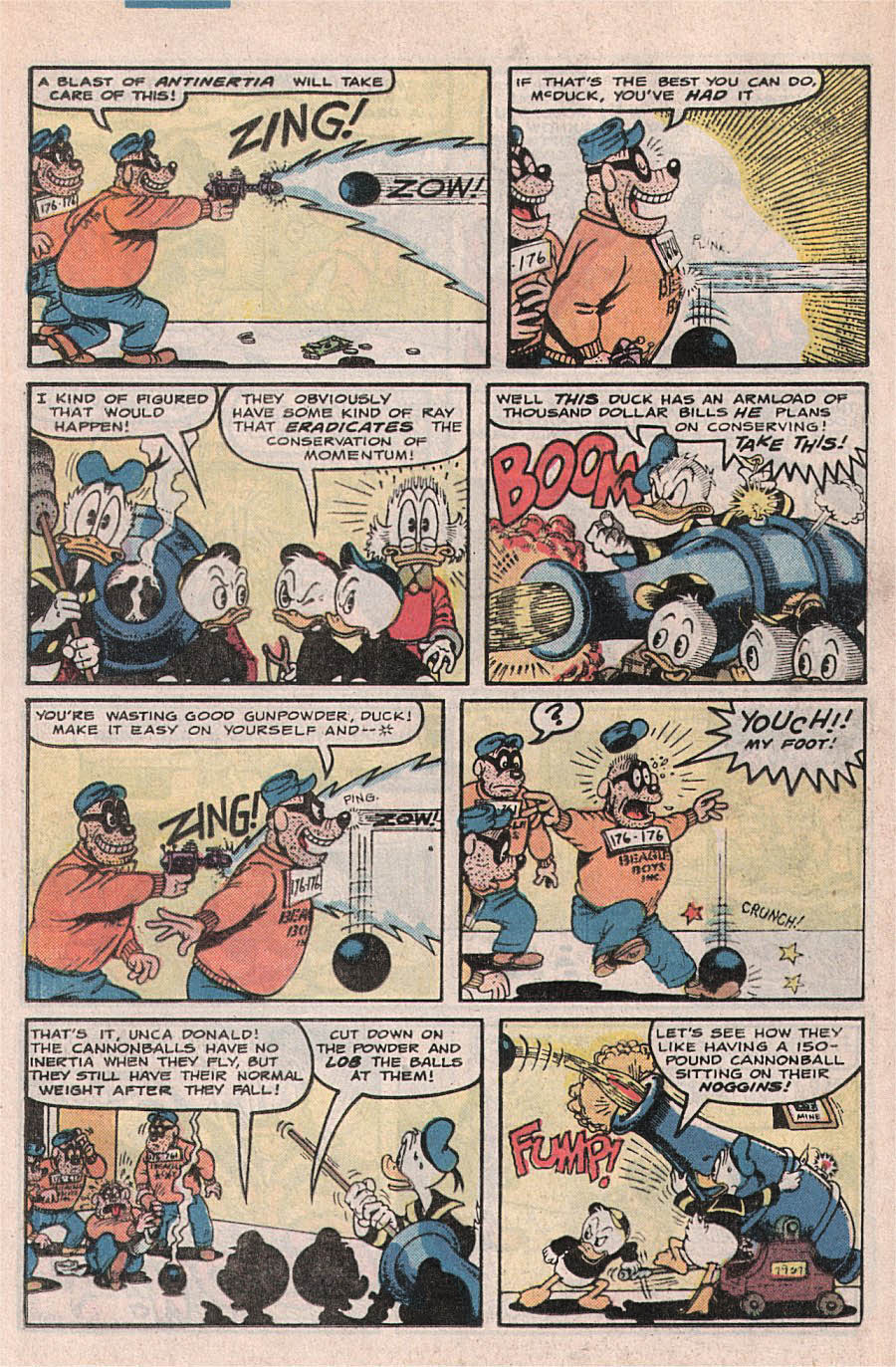 Read online Uncle Scrooge (1953) comic -  Issue #224 - 16