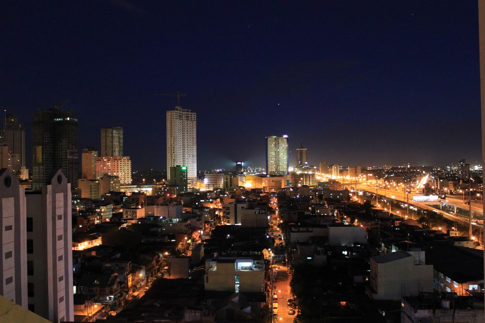 Beyond the Lenses!: Neighborhood At Night!