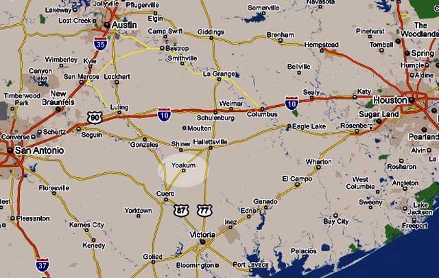 Yoakum Texas Map | Business Ideas 2013 on devers texas map, texline texas map, somervell texas map, hardin texas map, denton texas map, millican texas map, chicago texas map, meadows place texas map, webb texas map, toyahvale texas map, willacy texas map, shiner texas map, rio hondo texas map, ward texas map, nordheim texas map, st. hedwig texas map, reeves texas map, kennard texas map, warda texas map, holiday lakes texas map,