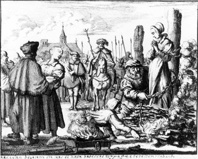 Early the modern witch hunt in europe pdf