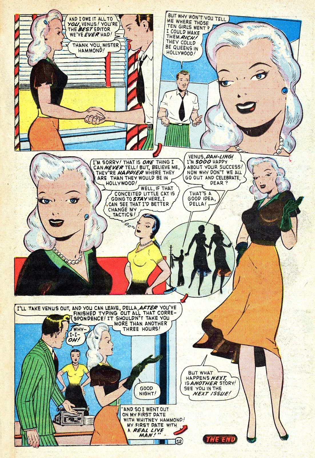 Venus (1948) issue 1 - Page 25