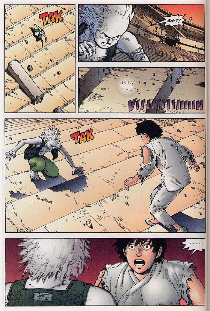 Read online Akira comic -  Issue #32 - 51