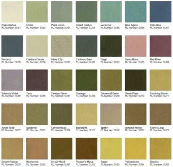 The Ralph Lauren Suede Color Palette Yum Sandy S Design Blog 7 26 09 8 2
