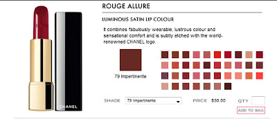 Lately I Have Tried A New Lipstick From Chanel It S Rouge Allure Luminous Satin Lip Colour The First One Got In Delicate 01