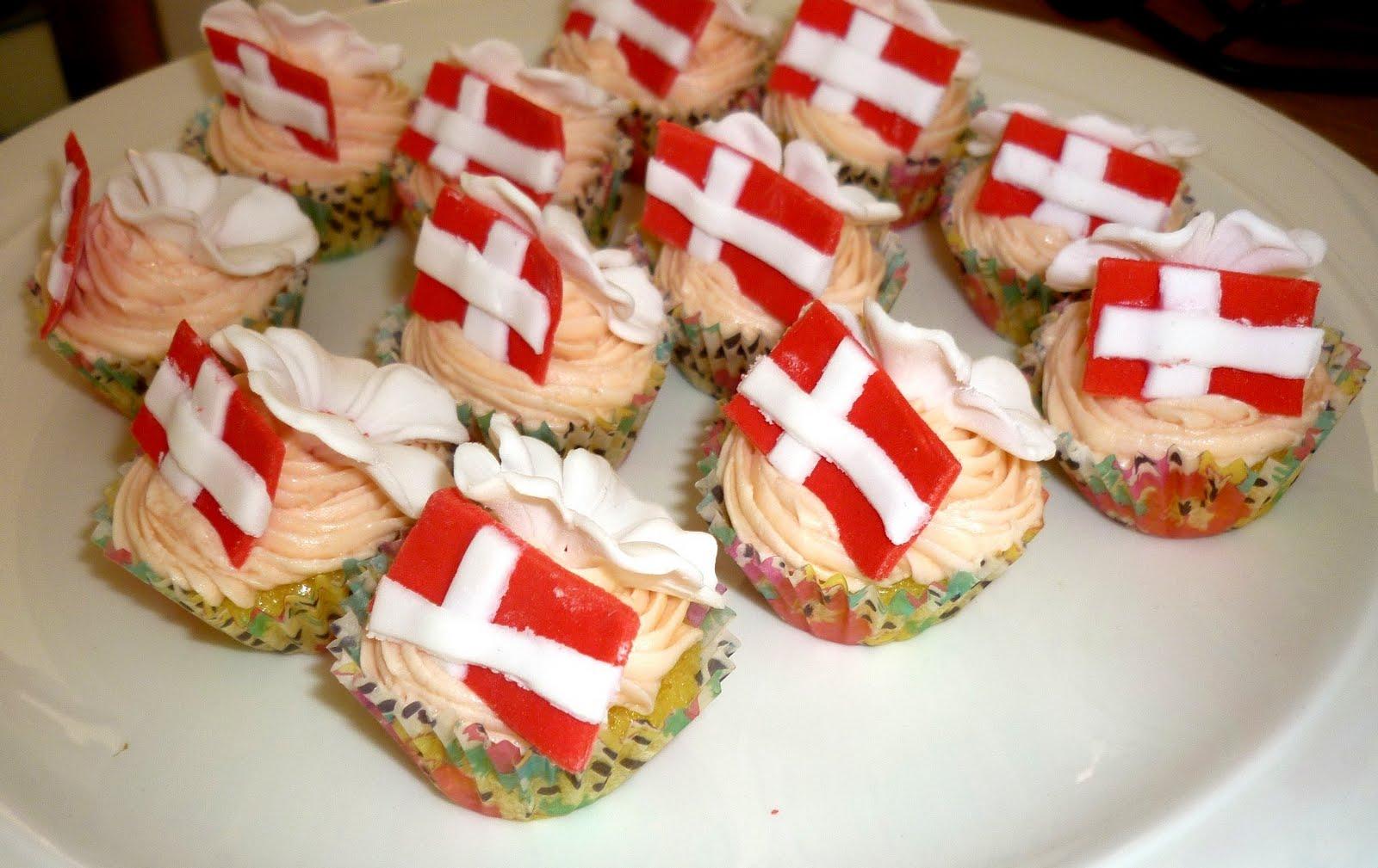 födelsedag på danska Kakbiten: Danska miniCC födelsedag på danska
