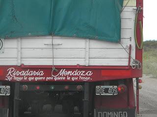 Frases Camioneras Camion Mendocino