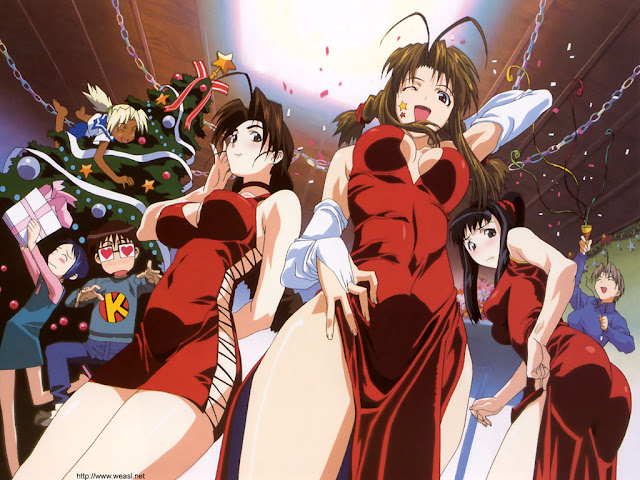 anime manga love hina wallpaper especial ecchi hentai wall
