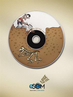 Creative and Funny CD Designs